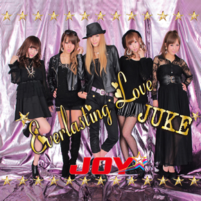 JOY☆ 1stシングルCD『everlasting love』発売